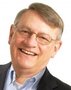 Leadership speakers and authors, Bob Vanourek & Gregg Vanourek feature a photo of Bob Whipple, The Trust Ambassador.