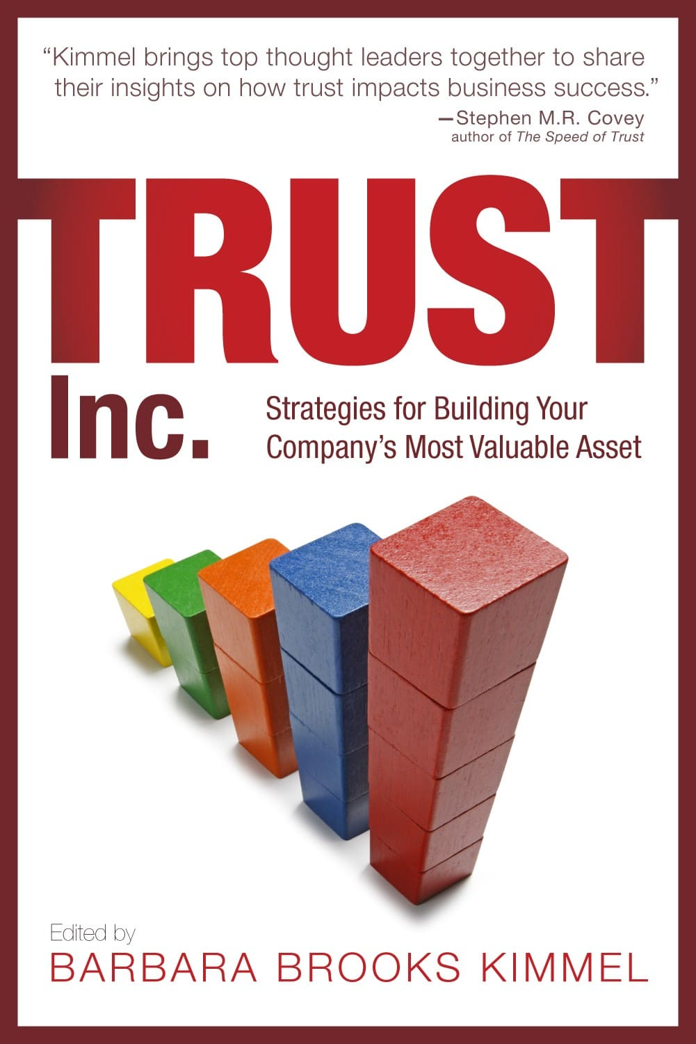 the ten t s of trustworthy leadership triple crown leadership trust inc book cover