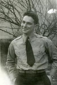 Young Warren Bennis