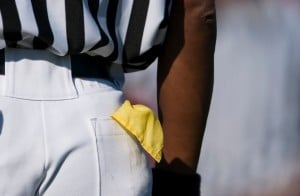 Football (American) Referee