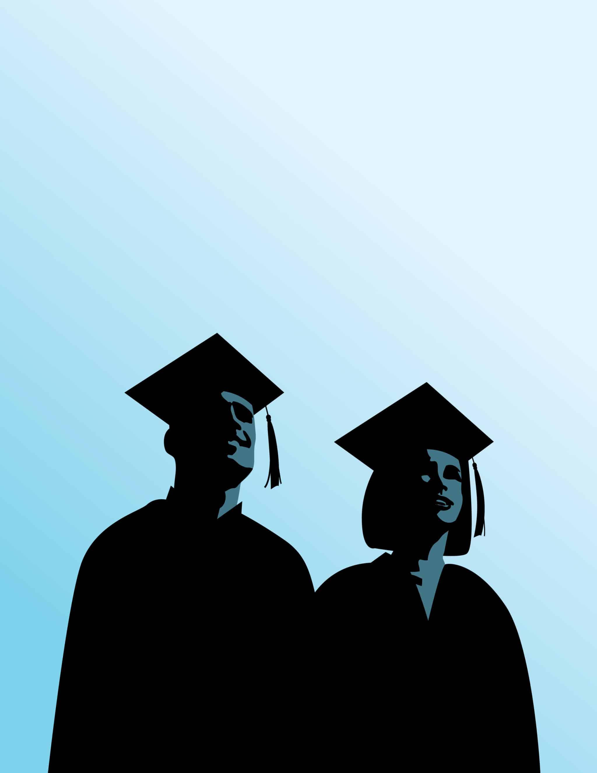 graduates face future